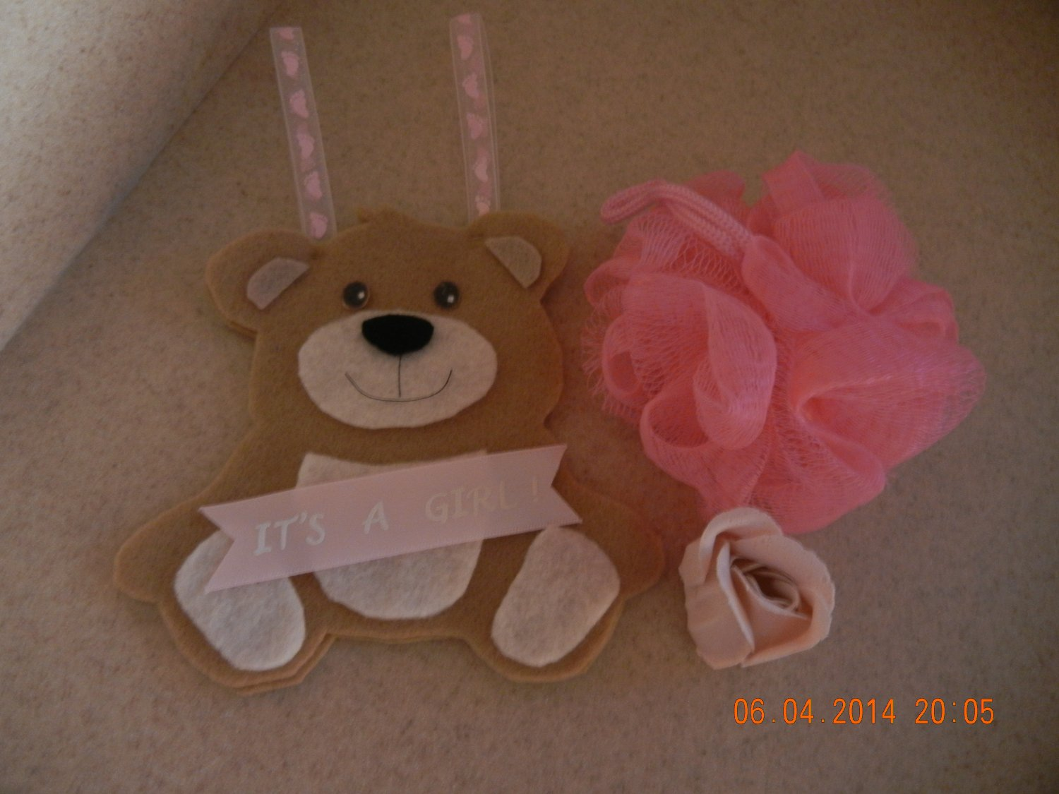 teddy bear baby shower treat bags goodie bags baby shower favors