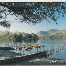 Derwentwater Boats Postcard. Mauritron 214298