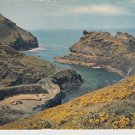Boscastle Harbour Cornwall Postcard. Mauritron 214304
