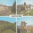 Castleton Multiview Postcard. Mauritron 214324