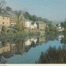 The Mill Pond Cromford Postcard. Mauritron 214328