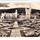 Balmoral Castle and Gardens Postcard. Mauritron 214334