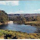 Ilkley Moor River Wharfe Postcard. Mauritron 214338