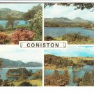 Coniston Multiview Postcard. Mauritron 214344