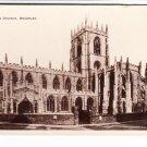 St Marys Church Beverley Postcard. Mauritron 214349