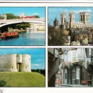York Multiview Postcard. Mauritron 214353