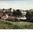 Bishop Auckland from South Postcard. Mauritron 214365