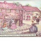 Farrahs Original Harrogate Toffee Shop Postcard. Mauritron 214366