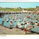 The Harbour Scarborough Postcard. Mauritron 214377