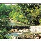 Aysgarth Falls Wensleydale Postcard. Mauritron 220660