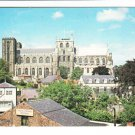 The Cathedral Ripon Postcard. Mauritron 220667