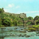 Richmond Castle from River Swale Postcard. Mauritron 220675