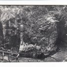 Knaresborough Dropping Wishing Well Postcard. Mauritron 220683