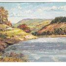 Gouthwaite Upper Nidderdale Postcard. Mauritron 220699