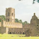 Fountains Abbey from South West Postcard. Mauritron 220706
