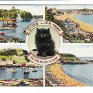 Good Luck from Scarborough Postcard. Mauritron 220715