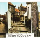 Robin Hood's Bay Multiview Postcard. Mauritron 220717