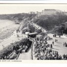 Valley Bridge South Cliff Scarborough Postcard. Mauritron 220720