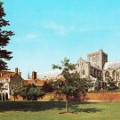 Winchester Cathedral South East View Postcard. Mauritron 220749