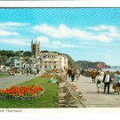 The Promenade Teignmouth Postcard. Mauritron 248319
