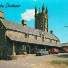 Widecombe Dartmoor Church House Postcard. Mauritron 248329