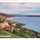 Coast at Woolacombe Postcard. Mauritron 248333