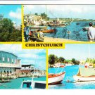 Christchurch Dorset Multiview Postcard. Mauritron 248342