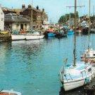 The Harbour Weymouth Dorset Postcard. Mauritron 248346