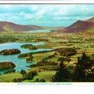 Derwentwater Bassenthwaite Skiddaw Postcard. Mauritron 248391