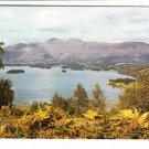 Derwentwater and Skiddaw Postcard. Mauritron 248396