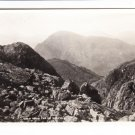 View from Top of Scar Fell Photograph Cumbria Postcard. Mauritron 248405