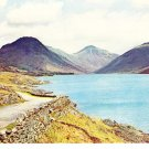 Great Gable from Wastwater Cumberland Postcard. Mauritron 248409
