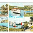 Gems of Lakeland Multiview Postcard. Mauritron 248415