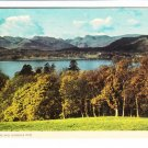 Windermere Lake and Langdale Pikes Cumbria Postcard. Mauritron 248416