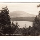 View from Adams Cottage Cumbria Rear Reversed Postcard. Mauritron 248422