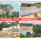 Greetings from Teignmouth Multiview Postcard. Mauritron 248447