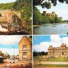Barnard Castle Co Durham Multiview Postcard. Mauritron 248449