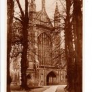Winchester Cathedral West Front Hampshire Postcard. Mauritron 249743