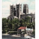 Durham Cathedral from the River Postcard. Mauritron 249763
