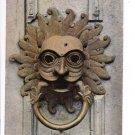 Durham Cathedral Sanctuary Knocker Postcard. Mauritron 249771