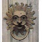Sanctuary Knocker Durham Cathedral Loose  Postcard. Mauritron 249781