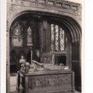 Sheffield Cathedral Earl of Shrewsbury Postcard. Mauritron 249791