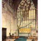 Cartmel Priory The Chancel Postcard. Mauritron 249794