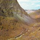Honister Pass and Crag Cumbria Postcard. Mauritron 249795