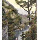 Skybarrow Crag Ullswater Cumbria Postcard. Mauritron 249797