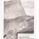 Honister Pass and Crag Humorous Series Postcard. Mauritron 249798