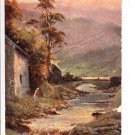 Watendath Borrowdale Cumbria Postcard. Mauritron 249809