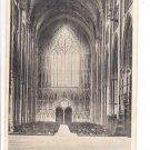 West Window York Minster Postcard. Mauritron 249819