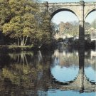 The Railway Bridge at Knaresborough Postcard. Mauritron 249825