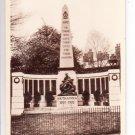R.A.M.C. Memorial Aldershot Hampshire RAMC Postcard. Mauritron 249828